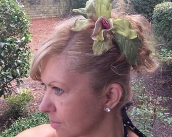 Velvet Hair Comb