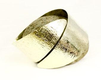Arm Cuff, Wide or Thin, Goddess, Gold Armlet, Hammered Brass,Textured Arm Cuff, Hand forged, Upper arm cuff, Arm cuff Gold