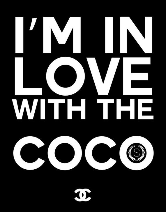Photo Collection Coco Chanel Logo W