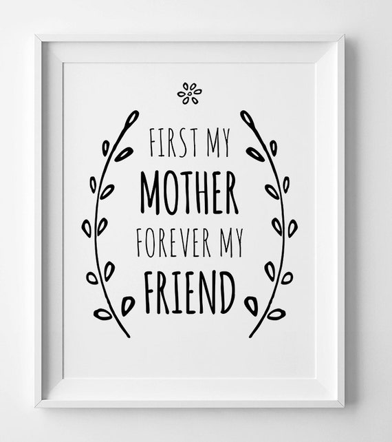 mother s day print mothers day art gifts for by wallartprintables