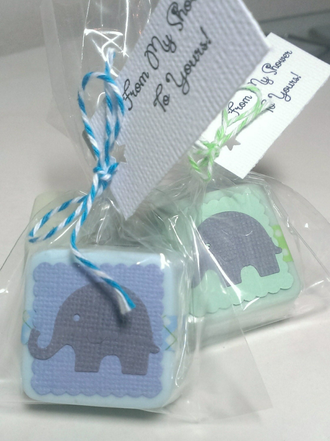 24 Baby Shower Favors Boy, Baby Elephant Shower Favors, Circus Baby Shower, Elephant  Baby Shower Favor Soaps, Elephant Party Favor