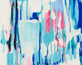 Giclee Fine Art Print | Rain against my window