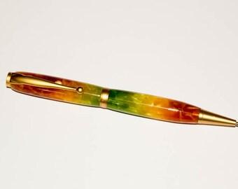 Handcrafted Comfort Twist Pen