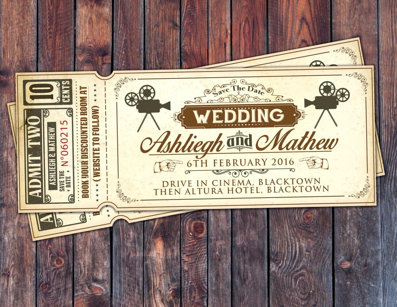 Hollywood Themed Invitation is nice invitations ideas