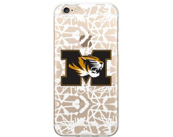 University of Missouri Phone Case, Painted V1