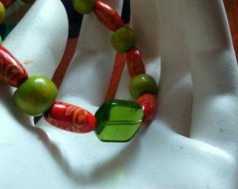Autism aspergers fiddle sensory bracelet