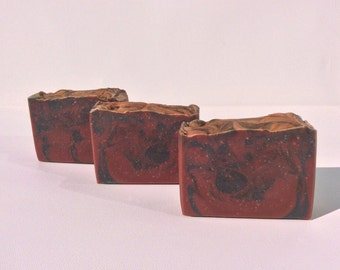 Dragons Blood Cold Process Soap