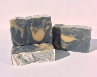 Patchouli Purely Natural Cold Process Soap