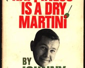 Happiness is a Dry Martini, Johnny Carson,Tonight Show,NBC TV,Humor,Whitney Darrow, Jr.,