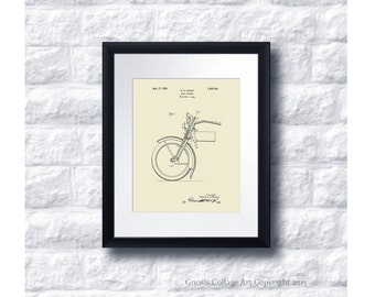Harley Davidson Poster Patent Art no.C1 Wall Art Print, Harley Davidson Home Decor, Harley Gift Idea, Gift for him, Gift for Biker