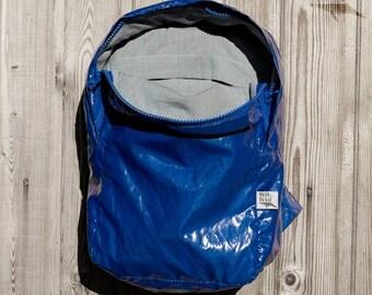 kids' backpack / shiny signal blue   toddler backpack   little boy / little girl rucksack