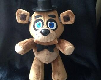 Five Nights at Freddy's Freddy Fazbear Plush Made to Order