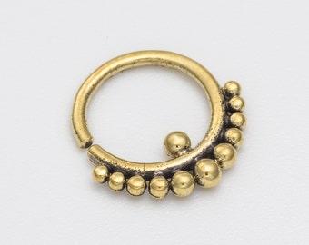 Tiny gold hoops. hug hoops. dainty earrings. daith earrings. hoop earrings small. small gold hoops. tiny hoops. conch piercing.