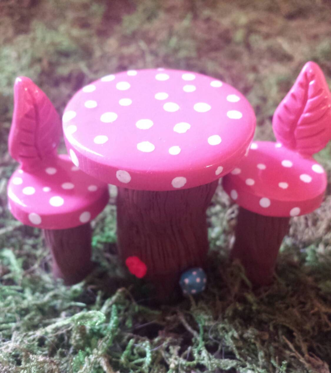 Fairy Garden Accessories Miniature Table By