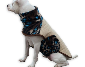 Winter Dog Coat, Dog Coat, Dog Jacket, Custom Dog Jacket, Custom made, Winter Coat