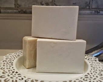 100% Castile Soap - Olive Oil Handmade Soap - Botanical Based Natural Soap  - Minimal Ingredients - Vegan Handmade Soap - ShimmySoapCo