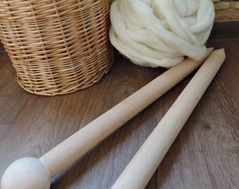 Knitting Needles, Giant Knitting Needles, Huge Needles, Wooden Knitting Needles, Big Needles, Giant Wooden Knitting Needles