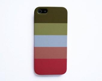 Colorful Pastel Stripe iPhone 6S case Pastel iPhone 6S+ case Pastel Stripe iPhone SE case Colorful pastel iPhone 7Phone case