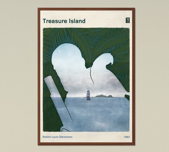 a critical analysis of robert louis stevensons novel treasure island Tagged as gk chesterton, robert louis stevenson, treasure island by william edmund fahey dr william edmund fahey is president and fellow of the thomas more college of liberal arts in merrimack, new hampshire.