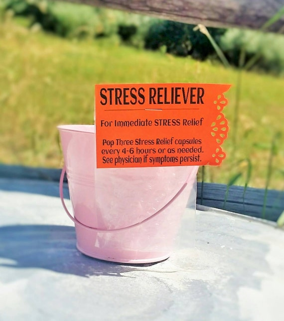 Stress Reliever Gift: stress relief gag gift by ...