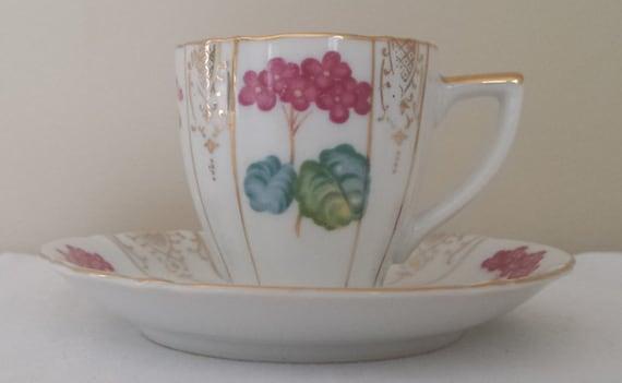 Vintage UCAGCO OCCUPIED JAPAN Demitasse Tea By