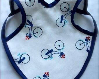Blue Cruiser Bicycle Bapron