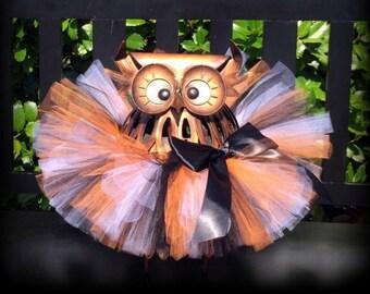 Toddler Tutu, Baby Tutu, Infant Tutu, Orange Black White Tutu, Newborn Tutu, Halloween Tutu, Halloween Costume, Tiger Tutu, Baby Costume