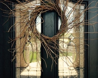 Willow wreath- 24 inch