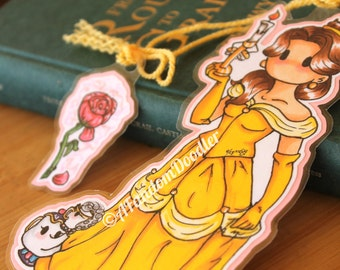 Belle (Beauty and the Beast) Bookmark
