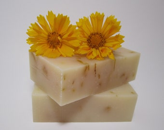 Spearmint Sage ~ Certified Organic ~ 4 oz. Soap Bar