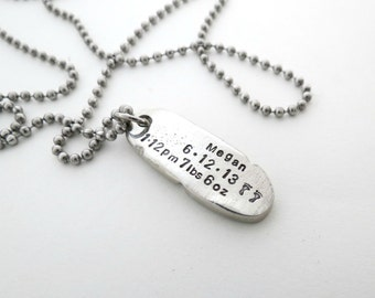 Personalized Necklace - Fathers Day Gift - Personalized Jewelry - Kids Names - Daddy - Custom Mens Necklace - Engrave Necklace