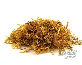 Calendula, Dried, Flower, Herb 100g (3.5oz.)