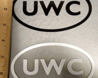 Ukulele World Congress Vinyl Decal