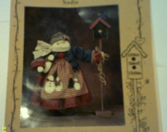 Sadie 19 inch Snowgirl from Mulberry Street
