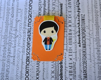 Percy jackson magnetic bookmark