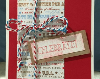 Patriotic Cards for any Holiday