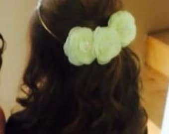 Barrettes for special occasions