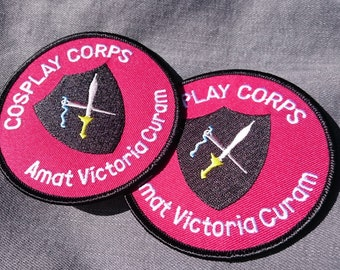 International Cosplay Corps Patch