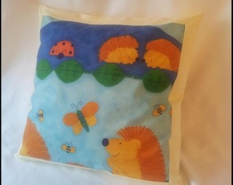 Hedgehog Cushion Cover  40x40cm