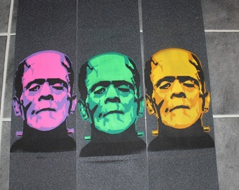 Frankenstein's monster grip tape
