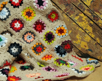 Crochet blanket/ throw
