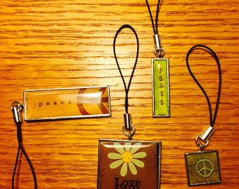 Dangle Jewelry for your Purse, Backpack, etc.