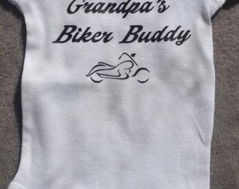 Grandpa's Biker Buddy