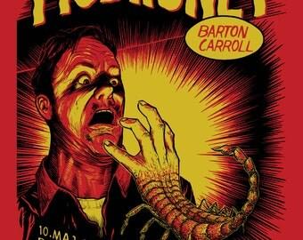 Mudhoney Poster 5-10-15