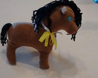 Pony Stuffed Animal