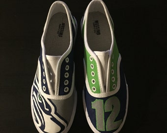 Seahawks Converse Shoes For Sale