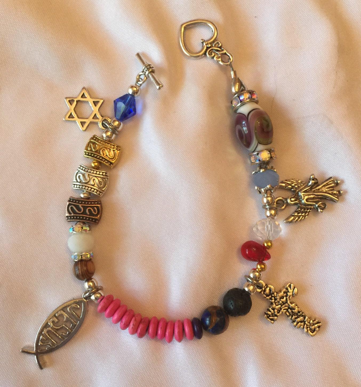 Christian Jewelry Christian Bracelet Story Of Jesus