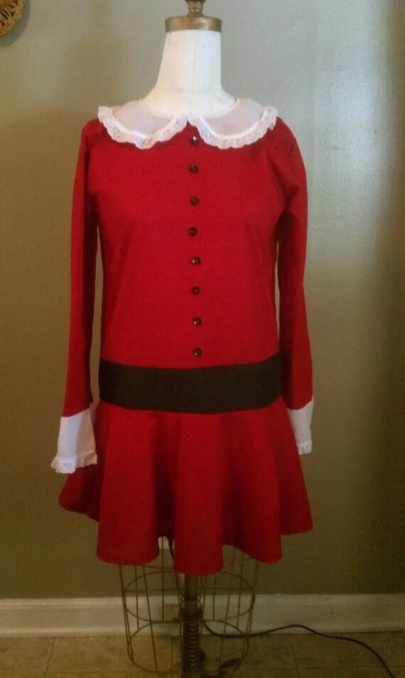 Red dress veruca salt pictures