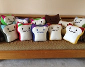 BreadCat Pillow by BreadCat handcrafted in the USA