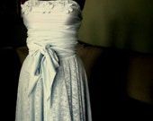 RAdiCAL Bridesmaid Eco Wedding  DRESSES  custom made by the radical thread company <3